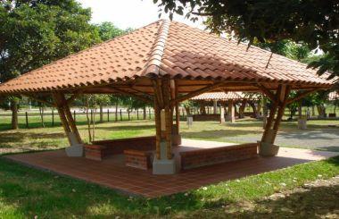 Modulos Ambientales Ecoparque del Rio Frayle